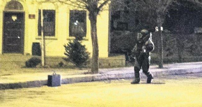 Ankara'da şüpheli çanta paniği
