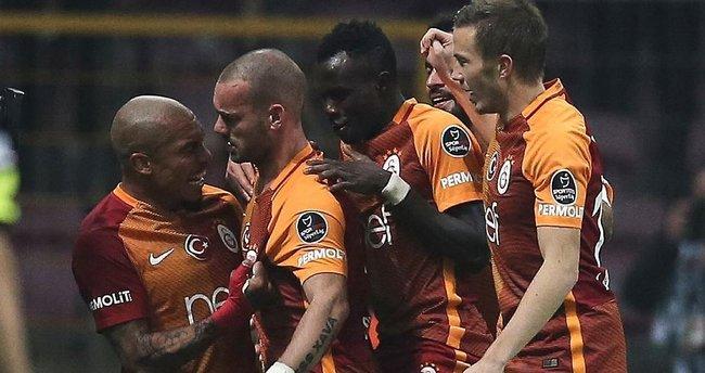 Galatasaray 1-1 Elazığspor | Maç özeti