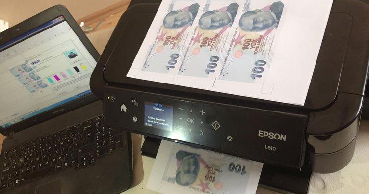 11 ilde sahte para baskını
