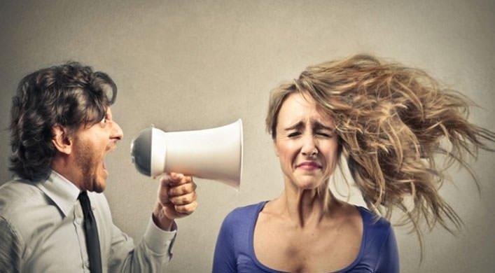 Bağırarak konuşanlar risk altında