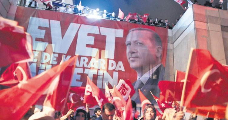 Demokratik katılımda hepsi bir Türkiye etmiyor
