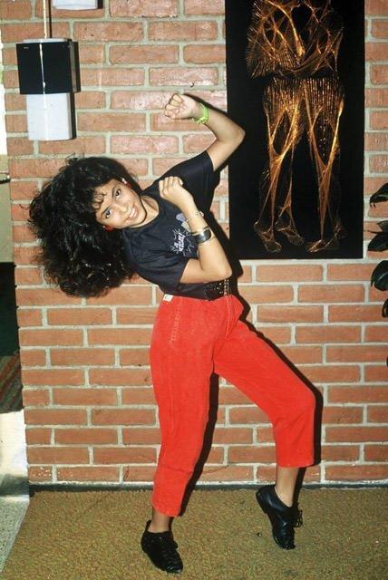 Shakira'nın eski fotoğrafları ortaya çıktı