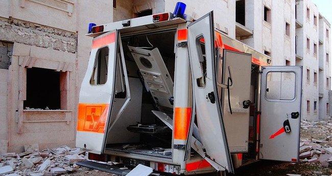 Suriye'de 269 hastane hedef alındı