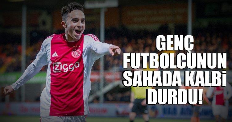 Ajaxlı Abdelhak Nouri'nin kalbi durdu