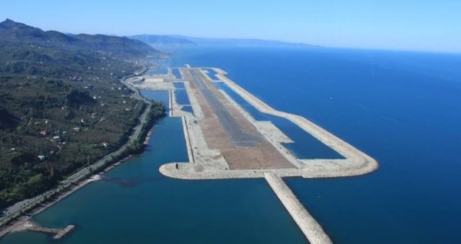 Rize-Artvin Havalimanı'na 11 teklif