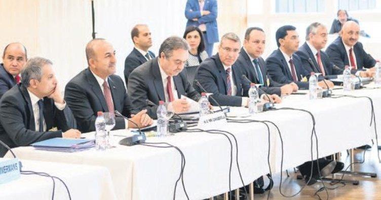 Mevlüt Çavuşoğlu: Bu son konferanstır