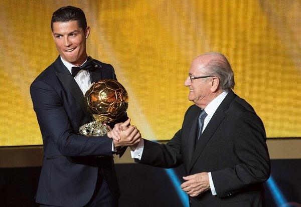 Ronaldo'dan Altın Top açıklaması