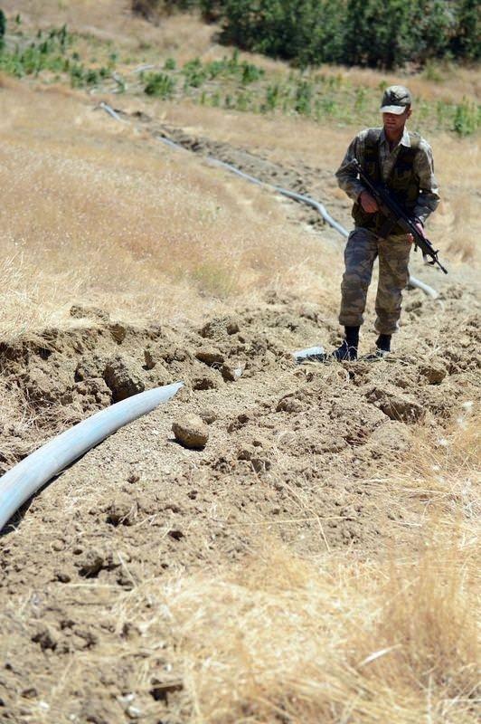 Diyarbakır'da 1.5 milyar liralık darbe