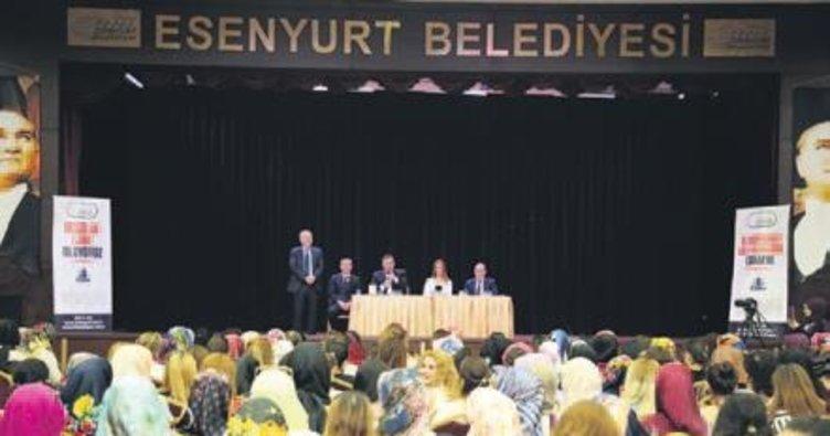ESBİM'den günde 150 kişiye istihdam