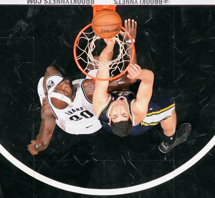 NBA maçı Türk gecesine dönüştü