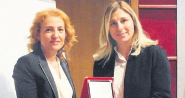 LİMAK Başkanı Özdemir tecrübelerini anlattı