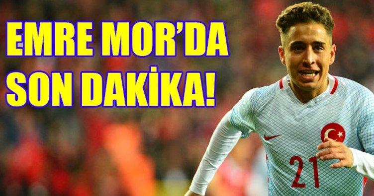Son dakika... Emre Mor transferinde işler karıştı! İşte son dakika Fenerbahçe transfer haberleri...