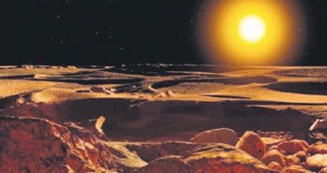 Güneş Sistemi'nin dışında mı oluştu?