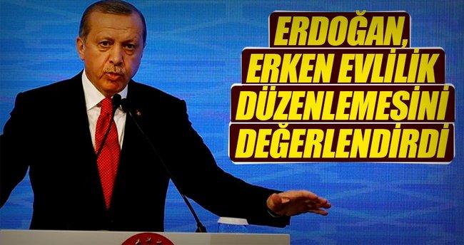 Cumhurbaşkanı Erdoğan: Hükümet önerileri dikkate almalı