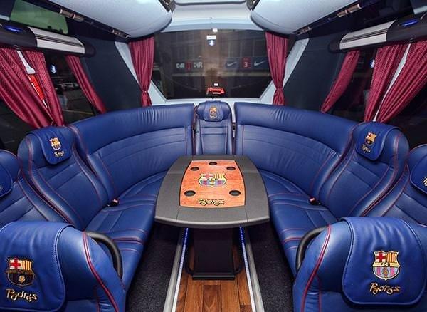 Futbolcu olsaydın, hangi takım otobüsü ile seyahat etmek isterdin?.
