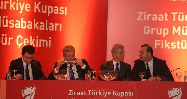 Türkiye Kupası kura çekimi 28 Eylül'de