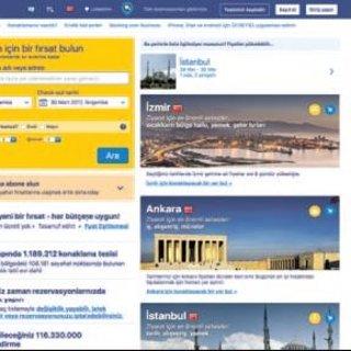 Hollandalı 'booking.com'a Türkiye kapıları kapandı