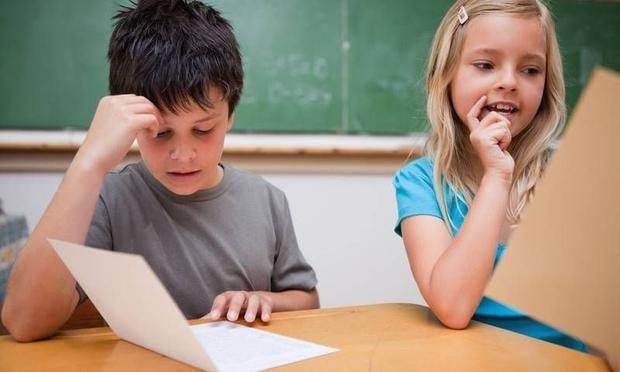 Çocuğunuzda karne kaygısı yaratmayın
