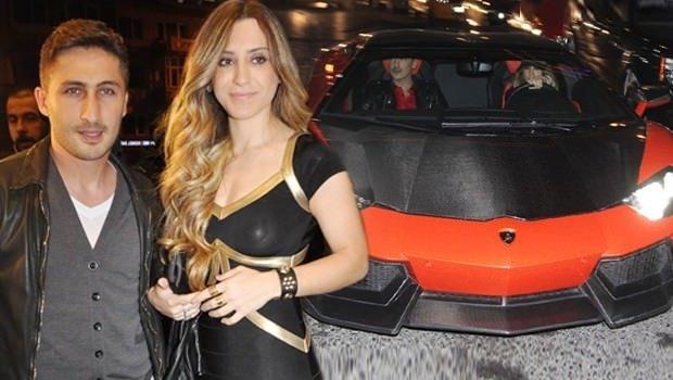 Yağmur Sarıoğlu'ndan Lamborghini'yi geri aldılar