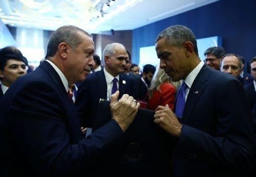 Cumhurbaşkanı Erdoğan'dan liderlere sürpriz hediye
