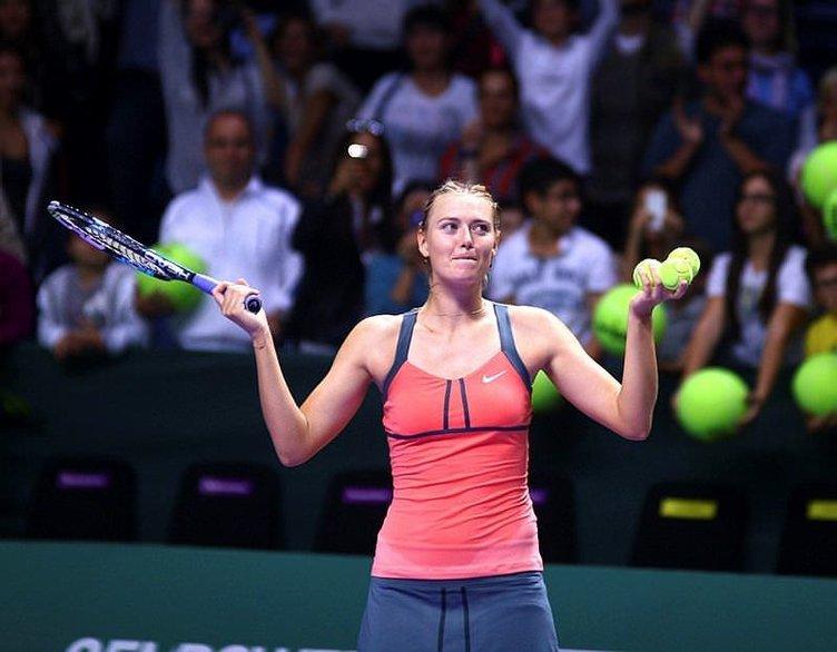 Sharapova için şok iddia