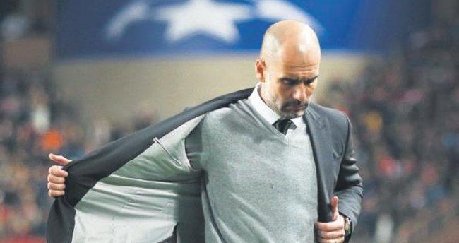 Pep Guardiola kariyerinde ilk kez yarı finali göremedi
