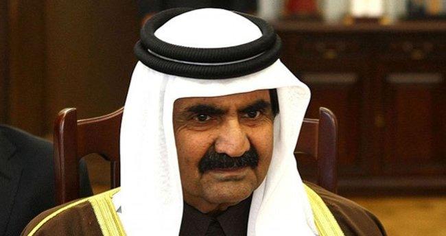 Devrik Katar Emiri yaşamını yitirdi