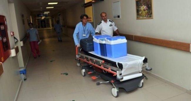 Bursa'da organ bağışı