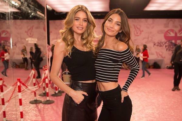 Victoria's Secret şovun perde arkası