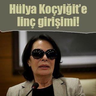 Türk sinemasının usta oyuncusu Hülya Koçyiğit'e linç kampanyası