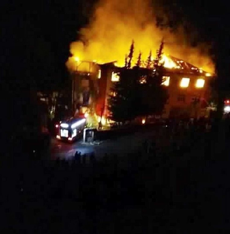 Adana'da yürekler yandı!
