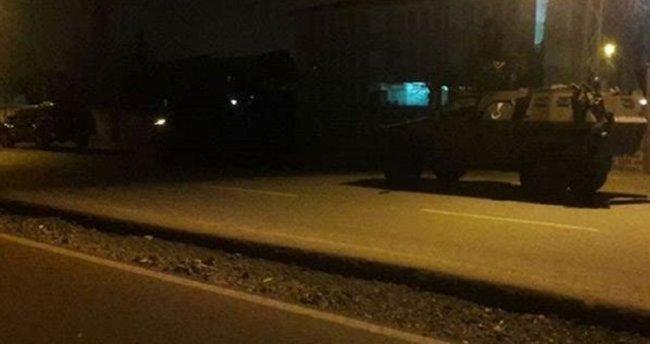 Hakkari'de teröristlerden havan saldırısı