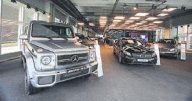 Koluman 6 milyon TL'lik showroom yatırımı yaptı