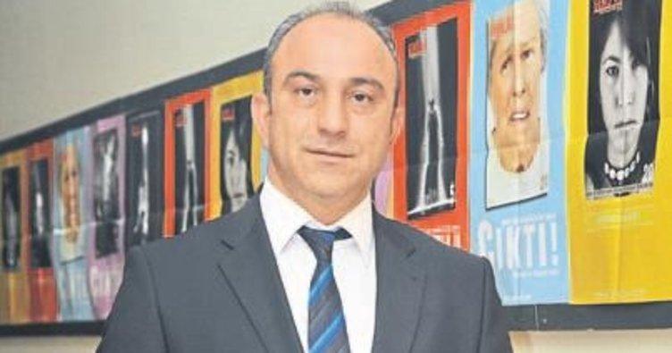 Başkente İzmirli başkan