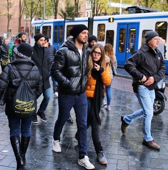 Murat Boz ile Aslı Enver Amsterdam'da