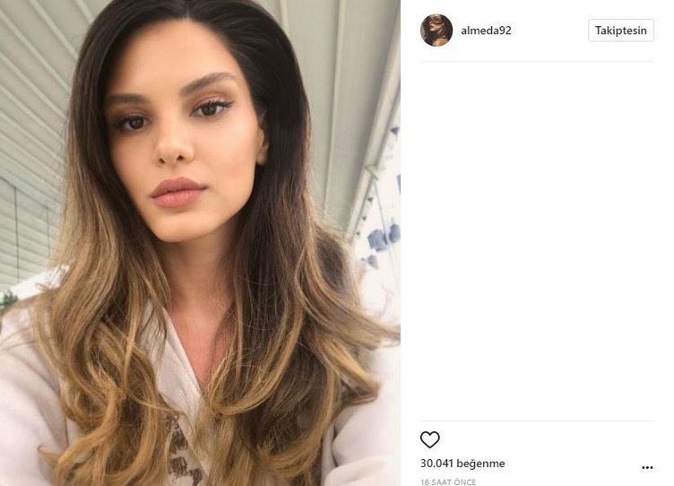 Ünlü isimlerin Instagram paylaşımları (19.06.2017)