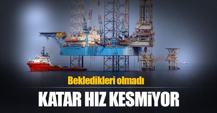 Katar Petroleum, petrol üretim ve ihrcatında hız kesmedi