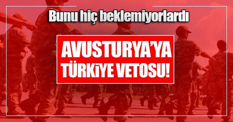 Avusturya'nın Akdeniz adımına Türkiye vetosu
