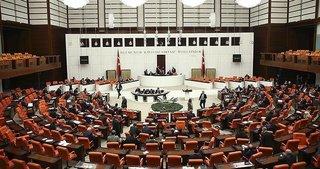 Anayasa değişikliği 339 oyla kabul edildi