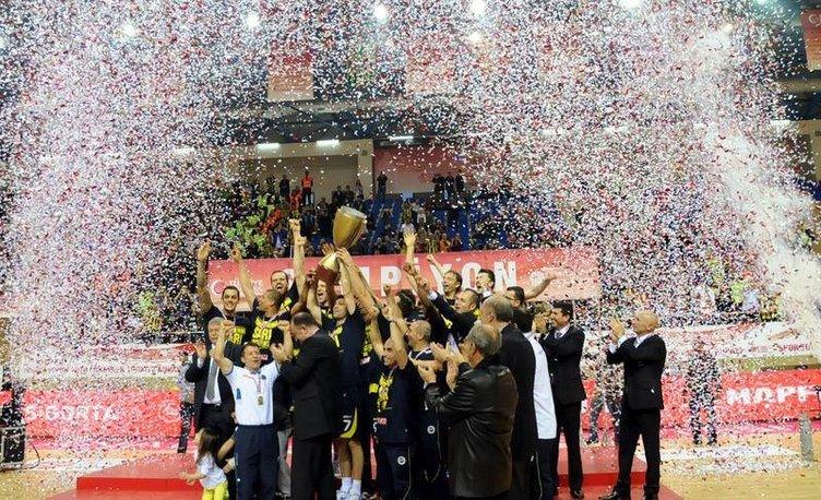 Türkiye Kupası Fenerbahçe Ülker'in