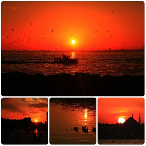 İstanbul'da gün batımı en iyi nereden izlenir?