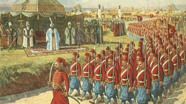 Mehter Takımının tarihi!