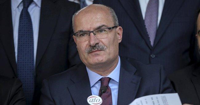 Gürsel Baran, ATO başkanlığına aday oldu