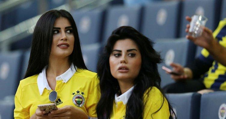 Fenerbahçe-Trabzonspor maçından kareler
