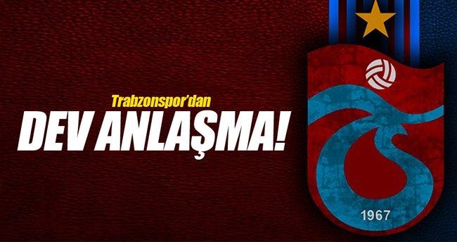 Trabzon'dan dev anlaşma