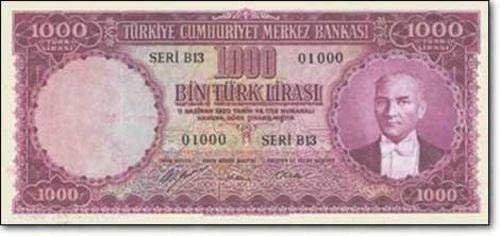 Bir zamanlar bu paraları kullanıyorduk