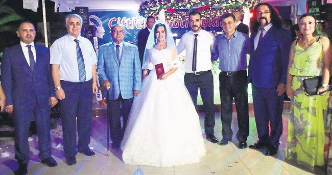 Anamur'da Sıdıka ile Mustafa Kemal evlendi