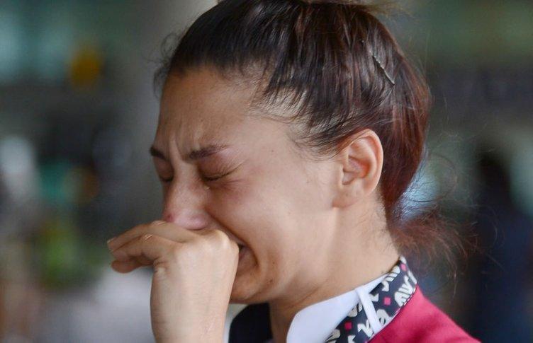 Atatürk Havalimanı çalışanlarının gözyaşları