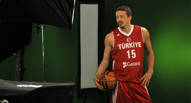 Basketbolun yeni patronu Hidayet Türkoğlu