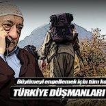 Türkiye düşmanları işbaşında!
